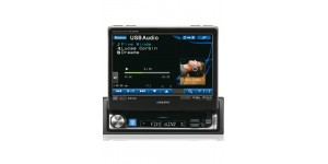 "Alpine IVA-D511RB 7"" Motorized Multimedia Station"