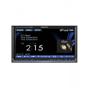 "Alpine IVA-W505R  7"" Double Din Multimedia Station"