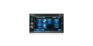"Alpine IVE-W530BT  7"" Double Din Multimedia Station"