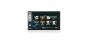 "Alpine IVE-W585BT 6.1"" Double Din Multimedia Station"