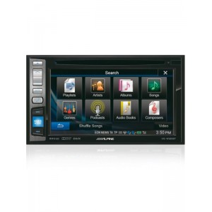"Alpine IVE-W585BT 6.1"" Double Din Multimedia Station"