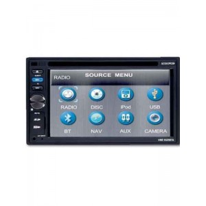 "Audiovox VME9325BTA 6.2"" Double Din Multimedia Station"