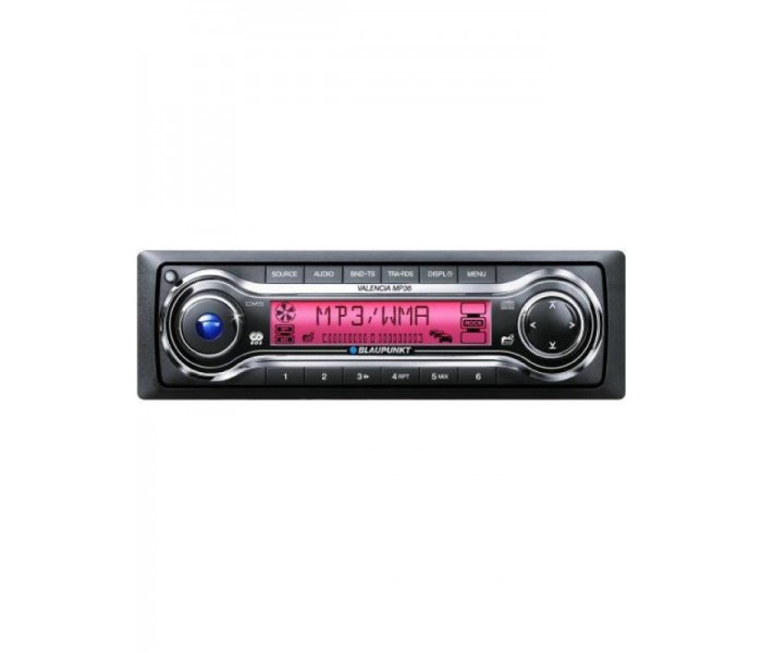 Blaupunkt Valencia MP36 CD/MP3 ipod Head unit