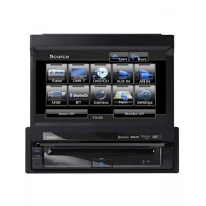 "Clarion VZ402E  7"" Motorized Multimedia Station"
