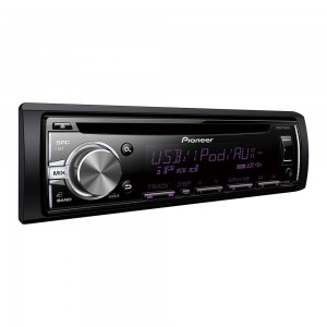 Pioneer DEHX3800UI - CD, USB and Aux-in., iPod/iPhone & Android Direct Control