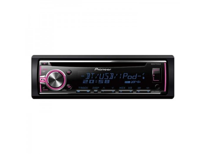Pioneer DEH-X5800BT - CD, Bluetooth, USB and Aux-in stereo with iPod/iPhone & Android Direct Control