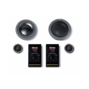 Dynaudio Esotec 222  2 Way Component Speaker System