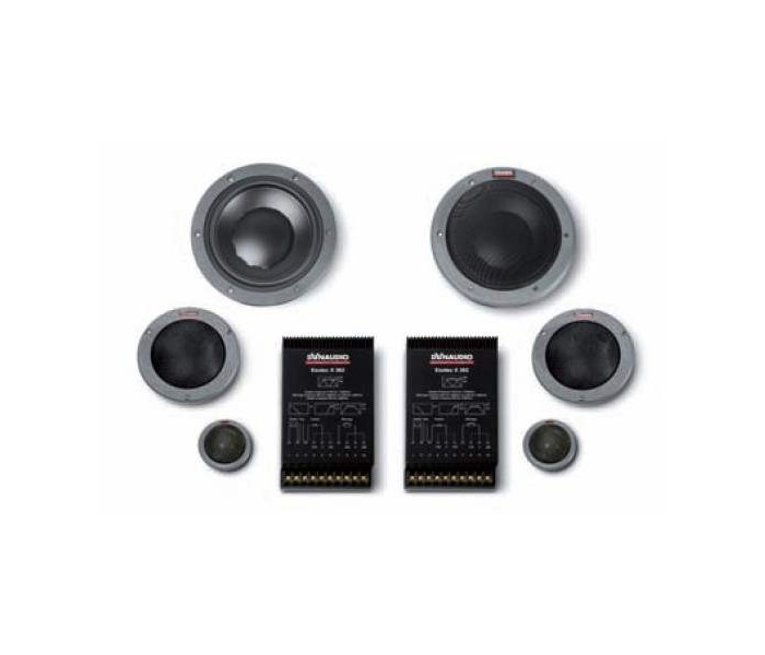 Dynaudio Esotec 342  3 Way Component Speaker System