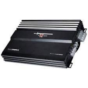 Excalibur X500.4  2000W 4 Channel Amplifier
