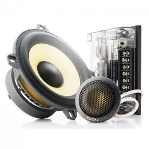 Focal 130KRC 140W 13cm Component Speakers