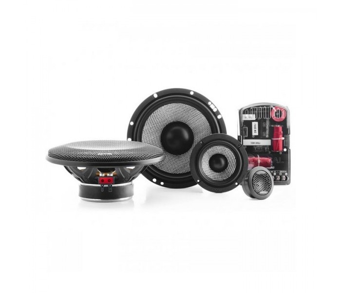 Focal 165AS 160W 17cm Component Speakers