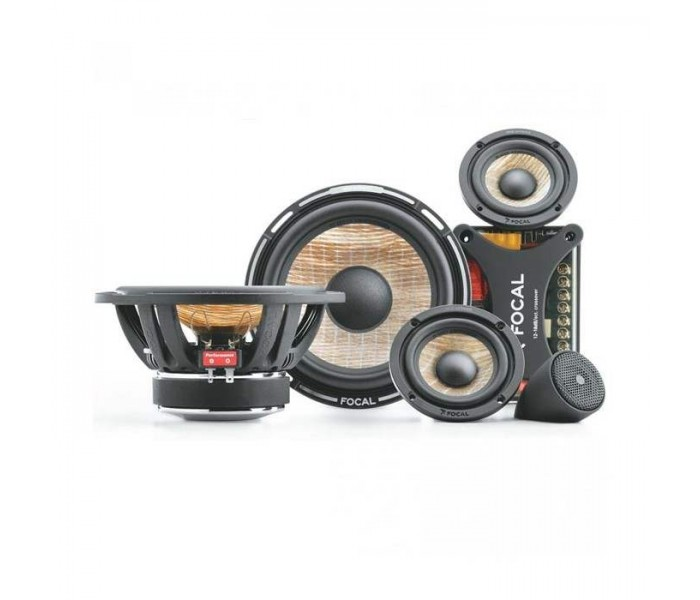 Focal PS165F3 160W 17cm Component Speakers