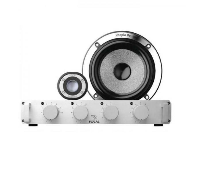 focal elite utopia be n5 13cm component speakers. Black Bedroom Furniture Sets. Home Design Ideas