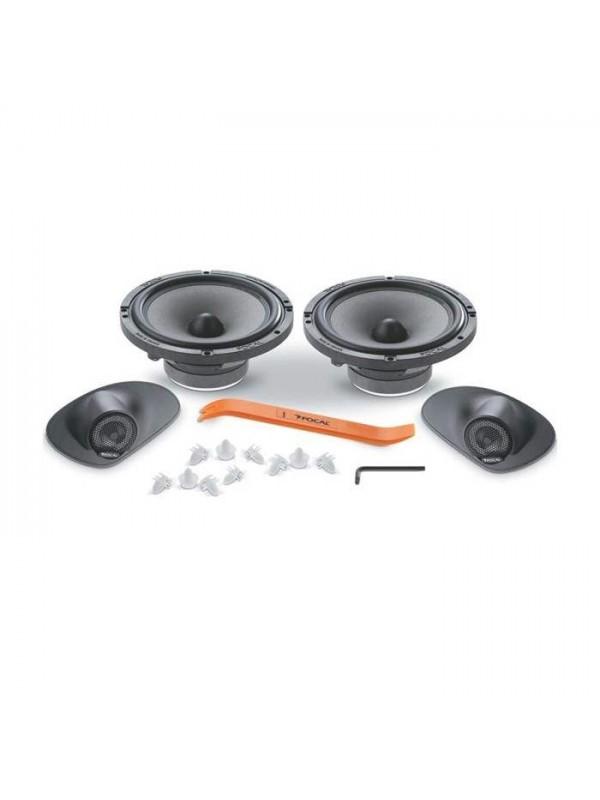 focal ifp207 peugeot 207 307 308 component speaker kit. Black Bedroom Furniture Sets. Home Design Ideas