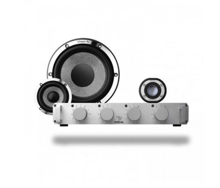 Focal ELITE Utopia Be N7 17cm Component Speakers