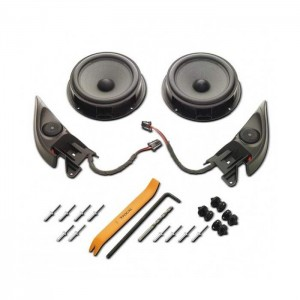Focal IFVW Golf MK6 Component Speaker Kit