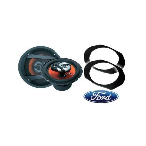 Ford Fiesta Juice JS63 Speaker Upgrade Package