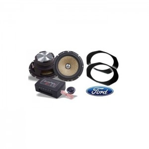 Ford Ka In Phase XT6CX Speaker Upgrade Package
