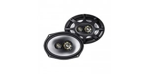 "Blaupunkt GTX 693SC 6x9"" 3-Way coaxial Speakers 260 Watts"