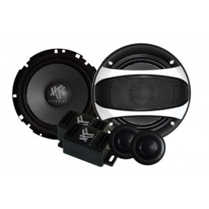 "Hifonics HFI6.5C - 6-1/2"" 2-Way HF Series Component Speakers"