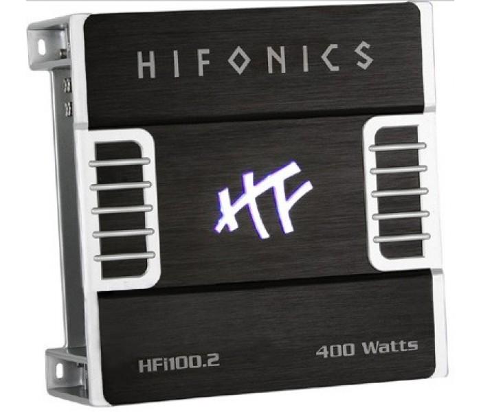 Hifonics HFi100.2 - 400W RMS, 2-Channel HFi Series Amplifier