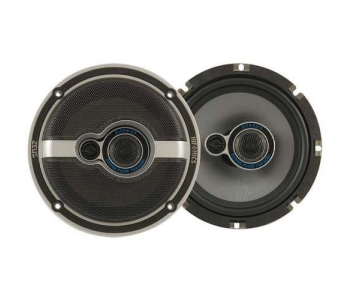 "Hifonics Zeus ZXi63 - 6-1/2"" Zeus Series 3-way Car Speakers"