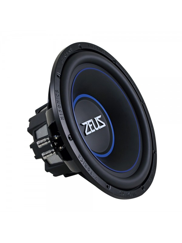 hifonics zeus zrx12d4 12 1000 watt sub woofer. Black Bedroom Furniture Sets. Home Design Ideas