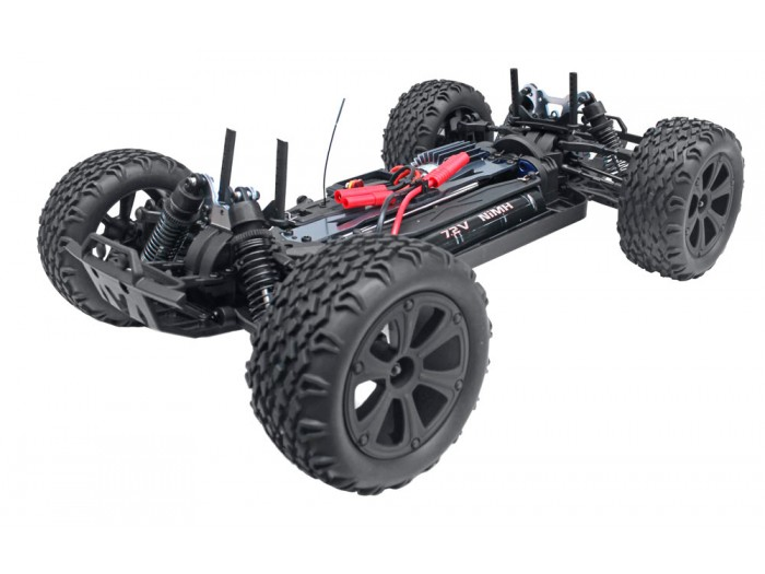 REDCAT BLACKOUT XTE 1/10 SCALE ELECTRIC MONSTER TRUCK 4X4