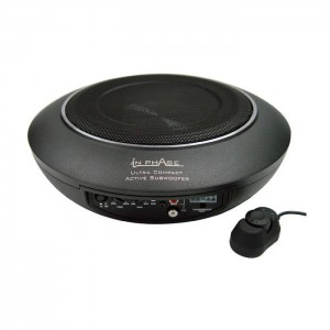 In Phase USW10 300W active underseat subwoofer