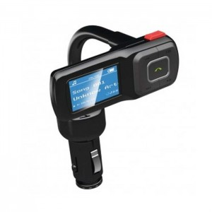 In Phase BTGO63  Bluetooth FM Transmitter USB +SD