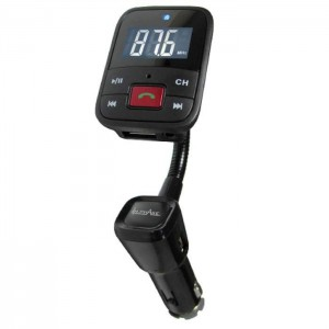 In Phase BTGO65 Bluetooth FM Transmitter Car Kit USB