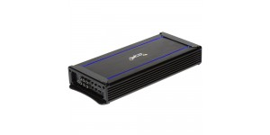Juice JA794 - Illuminated Series 4 Channel 1500W Amplifier