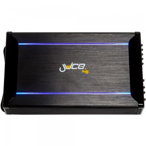 Juice JA492 - Illuminated series 2 channel 600W Amplifier
