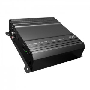 JVC KS-AX202 300W 2 Channel Amplifier