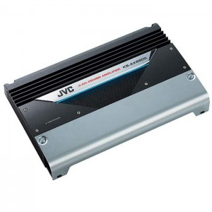 JVC KS-AX5500 800W 4 Channel Amplifier