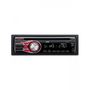 JVC KD-R331 CD/MP3 ipod Head unit