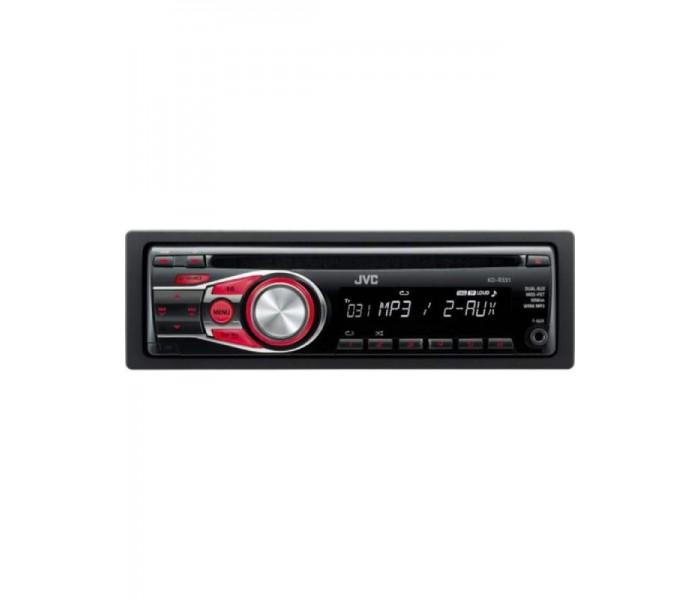 JVC KD-R331 CD/MP3 ipod Head unit