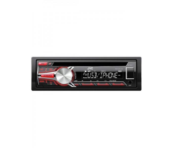 JVC KD-R651 CD/MP3 ipod Head unit