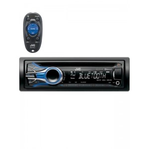 JVC KD-R731BTEi CD/MP3 ipod Head unit with BLuetooth