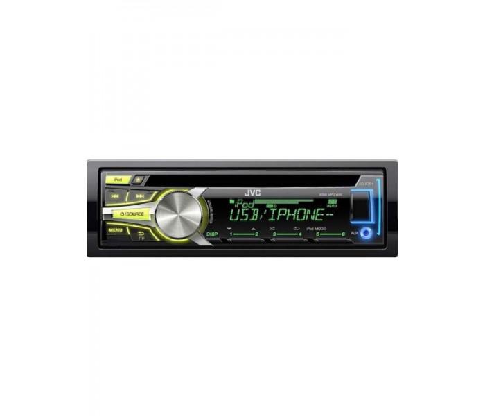 JVC KD-R751 CD/MP3 ipod Head unit