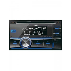 JVC KW-R400 CD/MP3/USB Double din Head unit