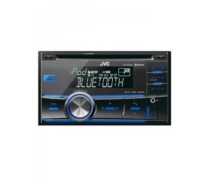 JVC KW-R600BT CD/MP3 Double din Head unit with bluetooth