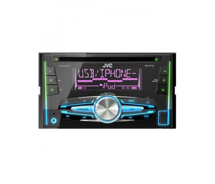JVC KW-R710 CD/MP3 Double din Head unit
