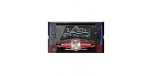 JVC KW-R910BT CD/MP3 Double din Head unit with bluetooth