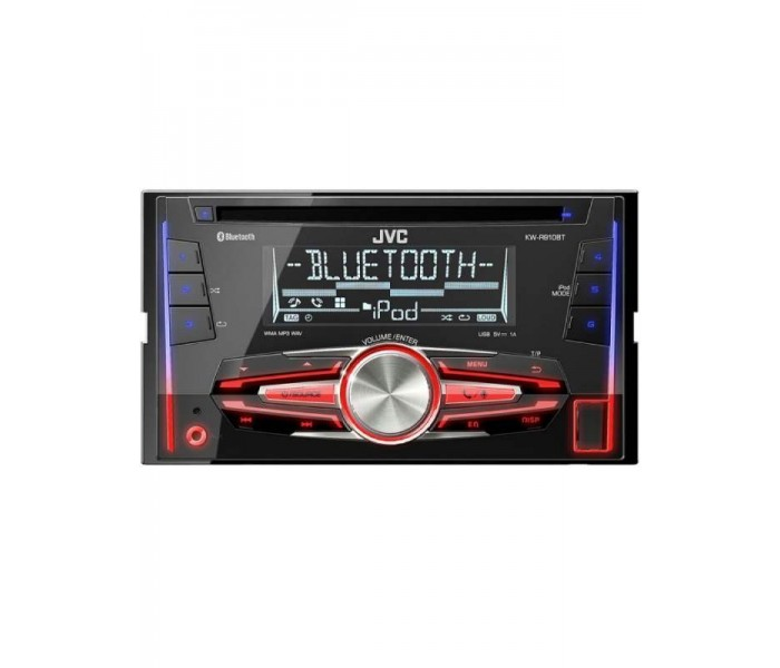 JVC KW-R910BT CD/MP3 Double din Head unit with bluetooth