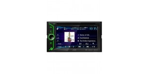 "JVC KW-V20BT 6.1"" Double Din Multimedia Station"