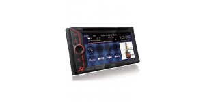 "JVC KW-V30BT 6.1"" Double Din Multimedia Station"
