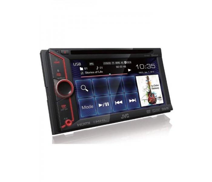 "JVC KW-V30BT 6.1"" Double Din Multimedia Station"