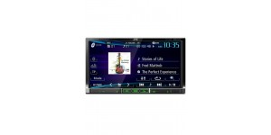 "JVC KW-V40BT  7"" Double Din Multimedia Station"