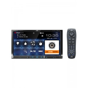 "JVC KW-V50BT 7"" Double Din Multimedia Station"